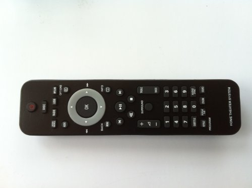NEW-PHILIPS-HOME-THEATER-Replaced-Remote-Control-for-Philips-HTS2200-HSB2351-HSB2351F7-HTS3276-HTS3371-HTS3378-HTS3371D-HTS3371DF7-HTS3371DF7B-HTS3371DF7E-HTS3372D-HTS3372DF7-HTS3372DF7B-HTS3264D-HTS3-0-1