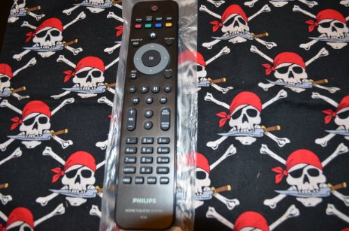 NEW-Philips-DVD-Home-Theater-Remote-Control-NC200UD-Supplied-with-models-HTS3306-HTS5506-0