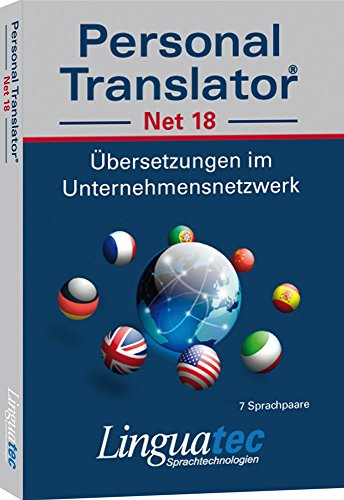 Personal Translator Net 18 - Basic package with 5 user licenses ...Personal-Translator-Net-18-Basic-package-with-5-