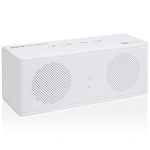 Pure-Acoustics-HipBox-mini-Portable-Bluetooth-Companion-Speaker-with-Aux-FM-Radio-and-Phone-Call-Handling-White-0