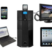 Pyle-Home-PHST94IPGL-600-Watt-21-Channel-Home-Theater-Tower-with-Docking-Station-for-iPodiPhoneiPad-Black-Glossy-Color-0-1
