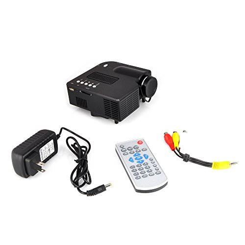 Pyle-PRJG48-Mini-Compact-Pocket-Projector-Full-HD-1080p-Support-USBSD-Readers-HDMI-and-VGA-Inputs-0-3