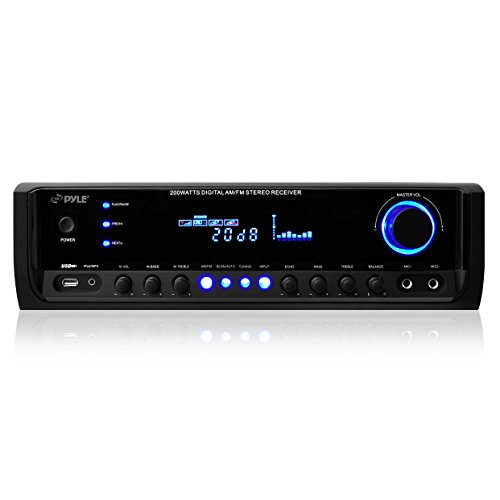 Pyle-PT390AU-Digital-Home-Theater-Stereo-Receiver-Aux-35mm-Input-MP3USBAMFM-Radio-2-Mic-Inputs-300-Watt-0-0