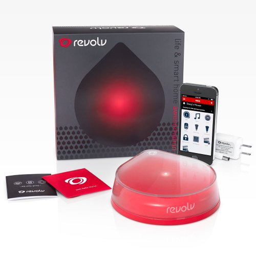 Revolv Smart Home Automation Solution Erics Electronics