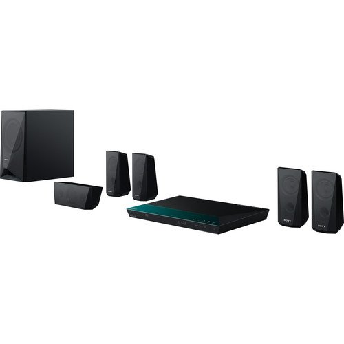 Sony-51-Channel-1000-Watts-3D-Blu-ray-DVD-Surround-Sound-Home-Theater-System-with-Full-HD-1080p-Built-in-Wi-Fi-2D-to-3D-Conversion-Bluetooth-Wireless-Streaming-Dolby-TrueHD-and-DTS-HD-Sound-Modes-Fron-0-0