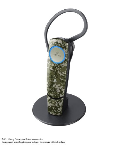 0859d07a627 Sony Playstation 3 - PS3 Bluetooth Headset - Urban Camo (Certified ...