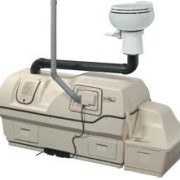 Sun-Mar-Centrex-3000-Electric-Ultra-High-Capacity-Central-Composting-Toilet-System-in-White-0