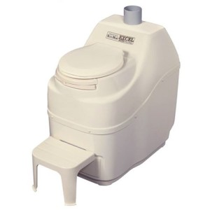 Envirolet Ms10 Waterless Self Contained Composting Toilet