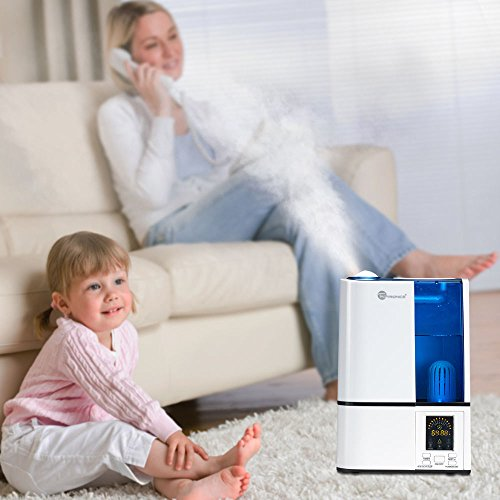 Taotronics Humidifier Ultasonic Cool Mist With Constant