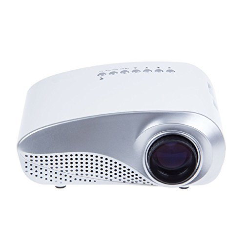 24w Mini Multimedia Lcd Image System Led Projector