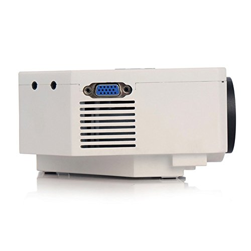 Taotaole multi media 150 lumens portable led projection for Micro mini projector