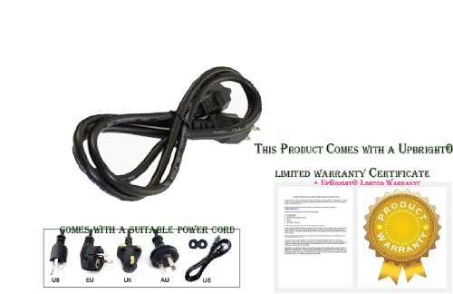 UpBright-NEW-AC-IN-Power-Cord-Cable-Outlet-Plug-Lead-For-Pyle-Pro-PT628A-PylePro-400-Watt-51-Channel-Home-Theater-System-0