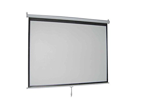 VIVO-100-Projector-Screen-100-inch-Diagonal-169-Projection-HD-Manual-Pull-Down-Home-Theater-VIVO-PS-M-100-0-0