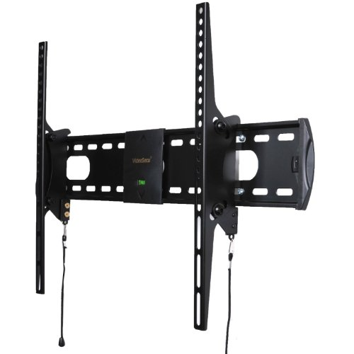 Videosecu Black Tilting Wall Mount Bracket For Maxent