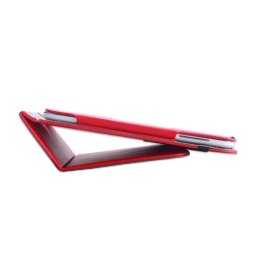 WAWO-Samsung-Galaxy-Tab-4-101-Inch-Tablet-Smart-Cover-Creative-Folio-Case-Red-0-3