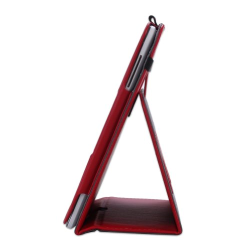 WAWO-Samsung-Galaxy-Tab-4-101-Inch-Tablet-Smart-Cover-Creative-Folio-Case-Red-0-4