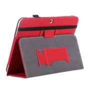 WAWO-Samsung-Galaxy-Tab-4-101-Inch-Tablet-Smart-Cover-Creative-Folio-Case-Red-0-5