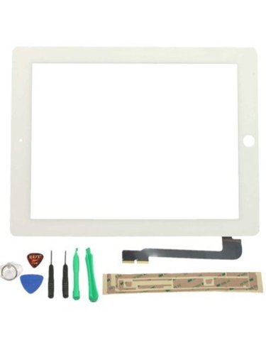 ONE Apple iPad 3 Adhesive Sticker Touch Screen Digitizer LCD Glass tape 3M 3th G