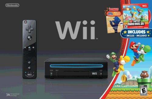 Wii-Black-Console-with-New-Super-Mario-Brothers-Wii-and-Music-CD-0