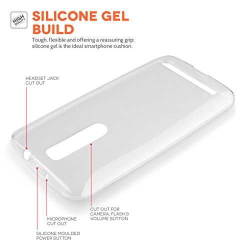Yousave-Accessories-Asus-Zenfone-2-55-Inch-Version-Case-Super-Slim-Clear-Silicone-Gel-Cover-With-Stylus-Pen-0-0
