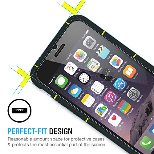 iPhone-6-Screen-Protector-Maxboost-iPhone-6-Glass-Screen-Protector-47-Tempered-Glass-Worlds-Thinnest-Ballistics-Glass-99-Touch-screen-Accurate-Round-Edge-02mm-Ultra-clear-Glass-Screen-Protector-Perfec-0-1