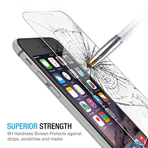 iPhone-6-Screen-Protector-Maxboost-iPhone-6-Glass-Screen-Protector-47-Tempered-Glass-Worlds-Thinnest-Ballistics-Glass-99-Touch-screen-Accurate-Round-Edge-02mm-Ultra-clear-Glass-Screen-Protector-Perfec-0-2