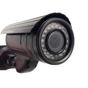 101AV-800TVL-Bullet-Camera-13-SONY-Super-HAD-II-CCD-DC12V-AC24V-28-12mm-Varifocal-Lens-100ft-IR-Range-36pcs-Infrared-LEDs-OSD-Control-WDR-Wide-Dynamic-Range-Dual-Voltage-Weatherproof-Vandal-proof-Meta-0-4
