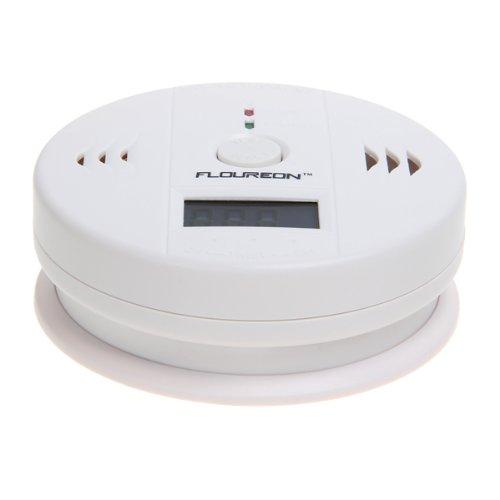 2-Pack-Floureon-Battery-Powered-Carbon-Monoxide-Alarm-Sensor-White-0-1