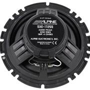 2-Pairs-Alpine-SXE-1725S-65-440-Watt-4-Ohm-2-Way-Coaxial-Car-Audio-Speakers-Featuring-A-Ferrite-Magnet-80-Watt-RMS-And-Mylar-Titanium-Balanced-Dome-Tweeter-0-1
