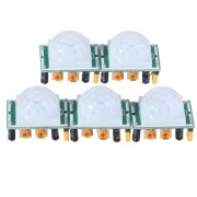 2013newestseller-New-5-X-HC-SR501-Adjust-Ir-Pyroelectric-Infrared-PIR-Motion-Sensor-Detector-Modules-0