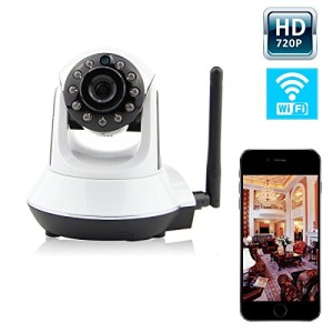 Zosi 720p Hd Wi Fi Wireless Network Video Monitoring