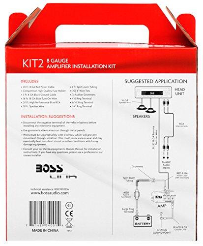 BOSS-Audio-KIT2-8-Gauge-Amplifier-Installation-Kit-0-1