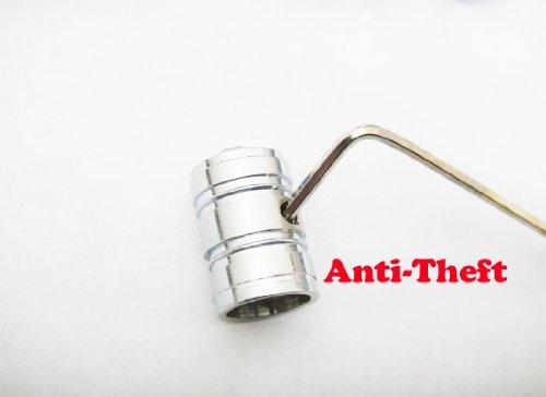 Bling-Anti-Theft-Locking-System-White-Diamond-Rhinestone-Metal-Chrome-Tire-Rim-Valve-Stem-Cap-VC-WHE-0-1