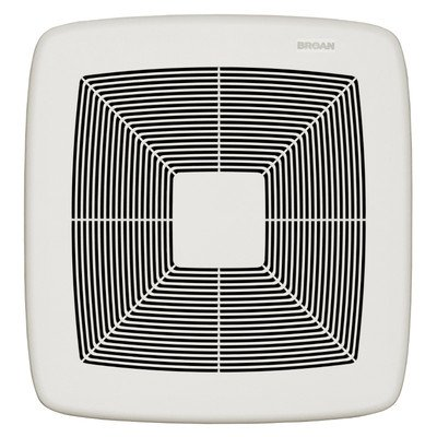 Broan xb110 ultra x1 single speed series ventilation fan erics electronics for High capacity bathroom exhaust fans