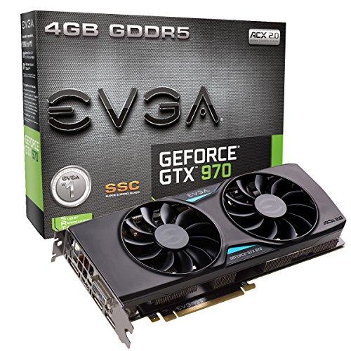 EVGA-GeForce-GTX-970-SSC-ACX-20-4GB-GDDR5-256bit-DVI-I-DVI-D-HDMI-DP-SLI-Ready-Graphics-Card-04G-P4-3975-KR-0