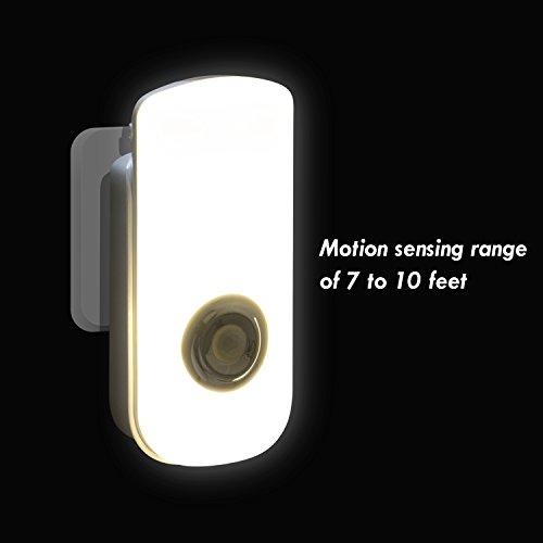 Etekcity Motion Sensing Led Night Light Handheld Flashlight