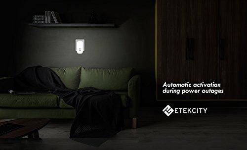 Etekcity Motion Sensing Led Night Light Handheld