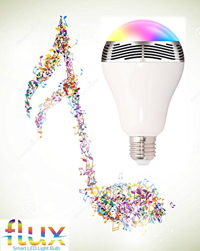 Flux-Melody-Bluetooth-Color-Changing-LED-Light-Bulb- ...