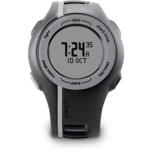Garmin-Forerunner-110-GPS-Enabled-Unisex-Sport-Watch-Black-Certified-Refurbished-0