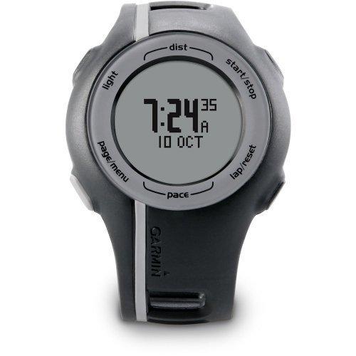 Garmin-Forerunner-110-GPS-Enabled-Unisex-Sport-Watch-Black-Certified-Refurbished-0