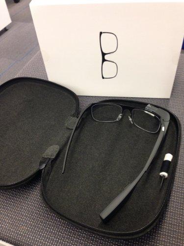 Official Google Glass Mono EARBUD EARPHONE HEADSET FOR Explorer XE V2 GLASS NEW