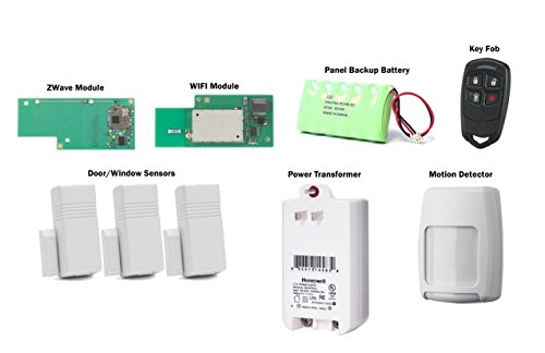 Honeywell-Lynx-Touch-L7000-Wireless-ResidentialCommercial-Security-Alarm-Kit-with-Wifi-and-Zwave-Module-0-0