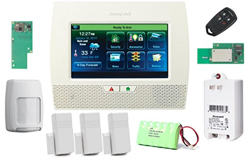 Honeywell-Lynx-Touch-L7000-Wireless-ResidentialCommercial-Security-Alarm-Kit-with-Wifi-and-Zwave-Module-0