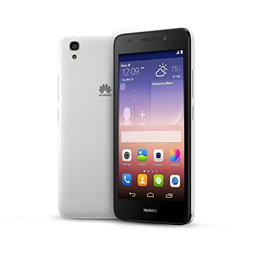 Huawei Snapto White Unlocked 4G Lte Smartphone