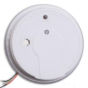 how to change battery in kidde hardwire smoke detector