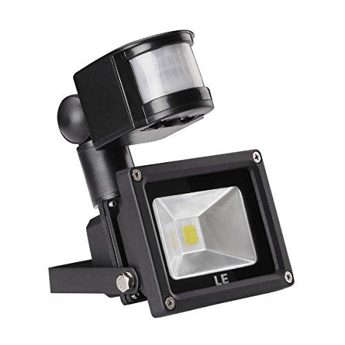 Le 10w motion sensor light led flood lights 100w halogen lights le 10w motion sensor light led flood lights aloadofball Gallery
