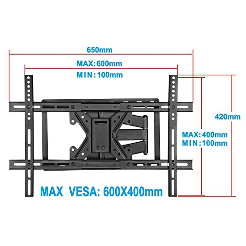 Mounting Dream Md2295 Tv Wall Mount Bracket With Full