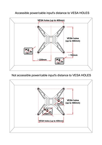 Mounting Dream 174 Md2413 Mx Tv Wall Mount Bracket With Full