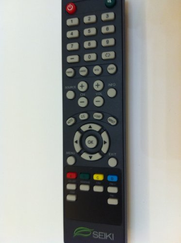 NEW SEIKI Remote for SC32HT04 SE32HS01 SC151FS SC241FS LC24G82 LC22G82 SC221FS