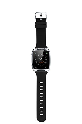 Neelam-I8-Bluetooth-3040-Smart-Watch-WristWatch-Phone-Mate-with-Music-ControlsCamera-ControlsActivity-Tracker-for-Smartphone-AndroidIOS-Apple-iPhone-4s55c5s66plus-Silver-0-4